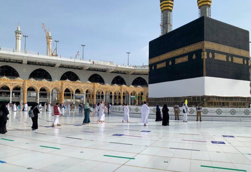 La Mosquée sacrée