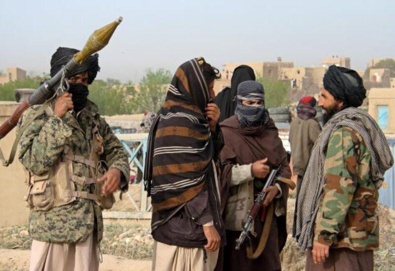 Éléments des Taliban