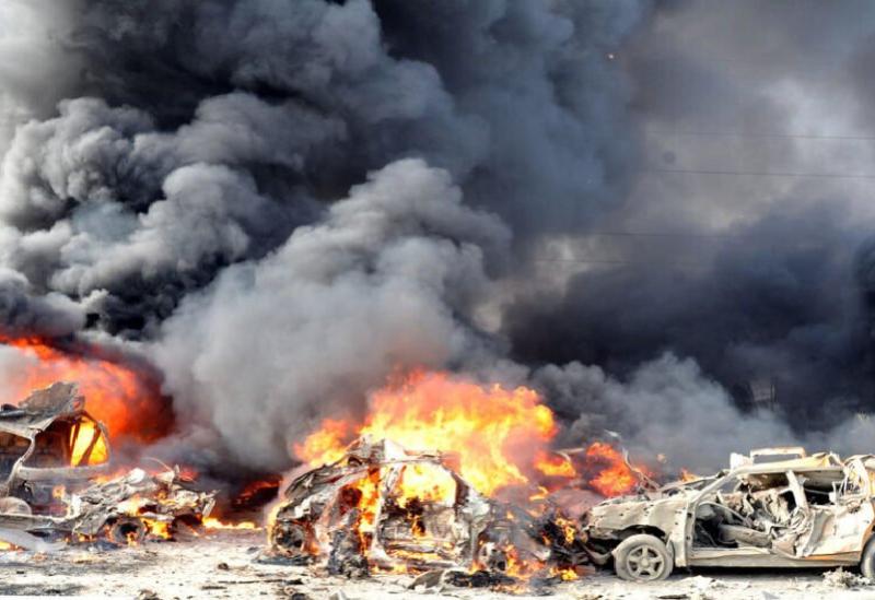 Explosion en Irak - archives