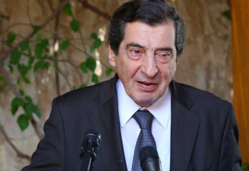 Le député Elie Ferzli