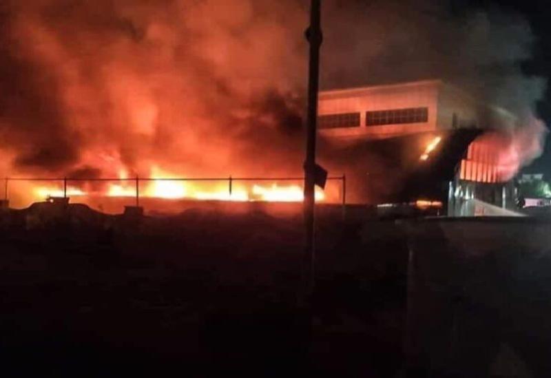Hôpital Al-Hussein à Nassiriyah