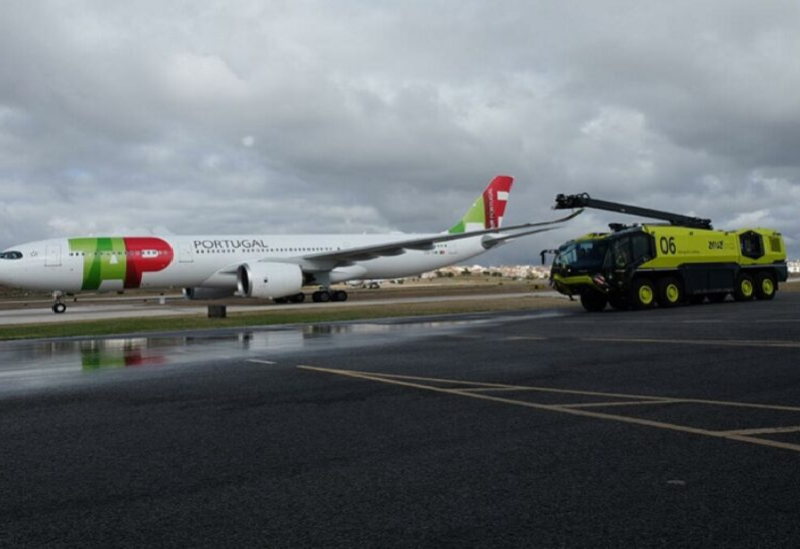 L'Aéroport au Portugal