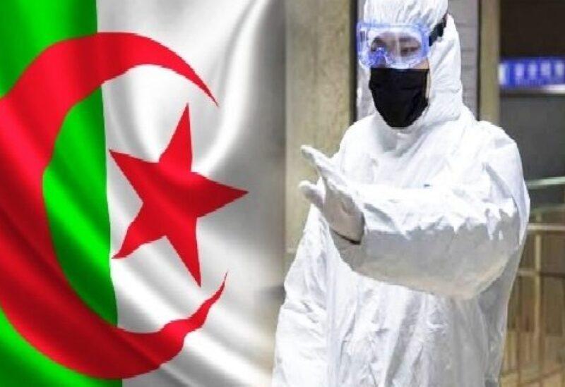 L'Algérie enregistre un nombre élevé du corona