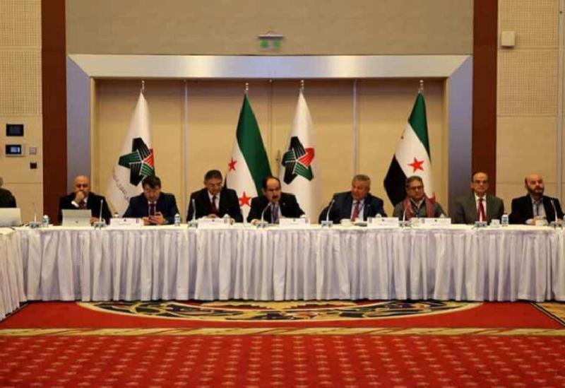 La Coalition nationale syrienne