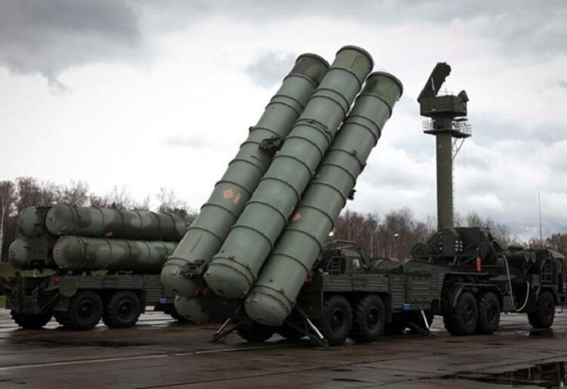 La Russie teste le dernier système de défense aérienne