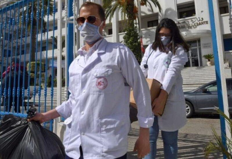 La Tunisie enregistre de nouvelles infections de Corona