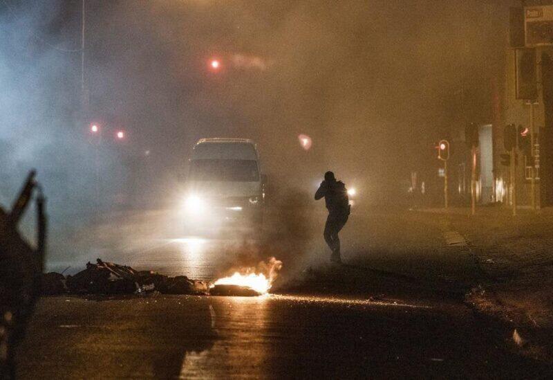 La violence en Afrique du Sud