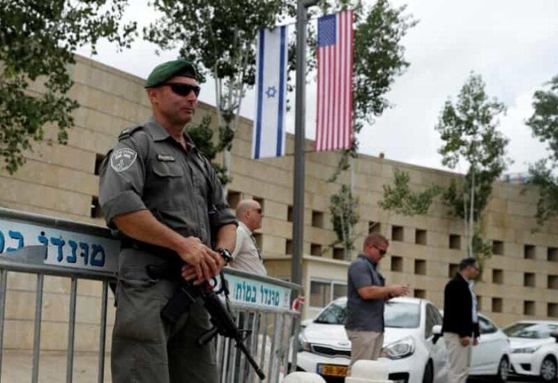 L'ambassade des États-Unis à Jérusalem