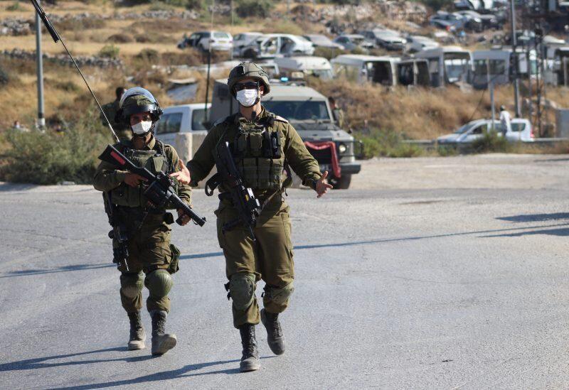 L'armée d'occupation israélienne