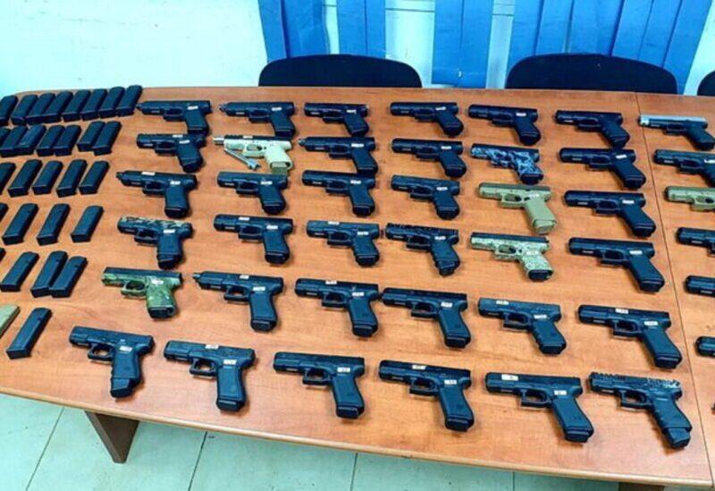 L'armée israélienne déjoue des tentatives de contrebande d'armes