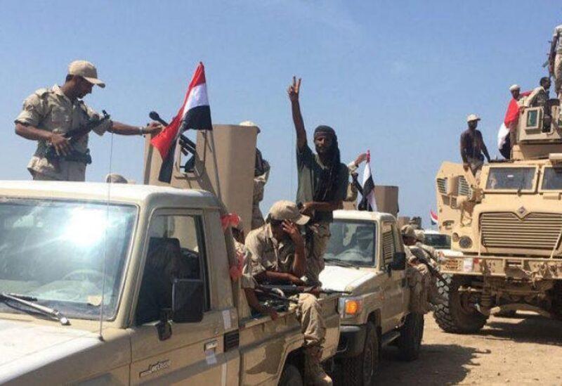 L'armée yéménite - Archives