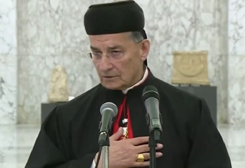 Le Patriarche Maronite, le Cardinal Mar Bechara Boutros Al-Rahi