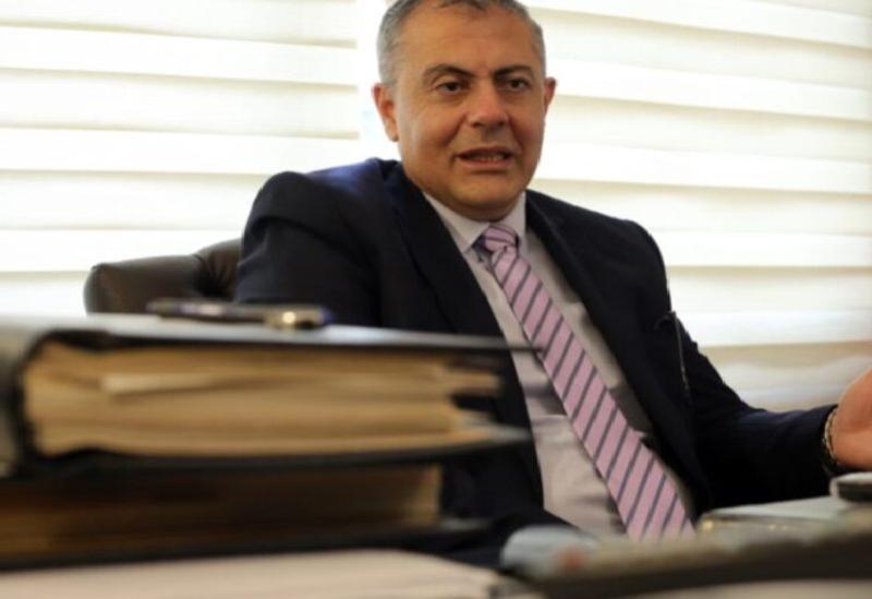 Le gouverneur de Beyrouth, le juge Marwan Abboud