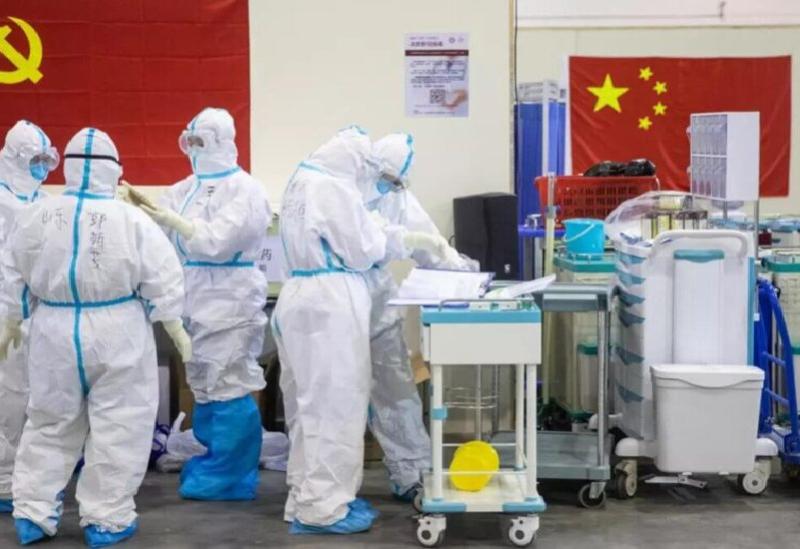 Le personnel médical face au Corona à Wuhan
