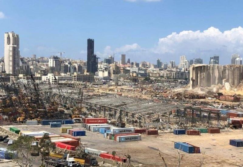Le port de Beyrouth