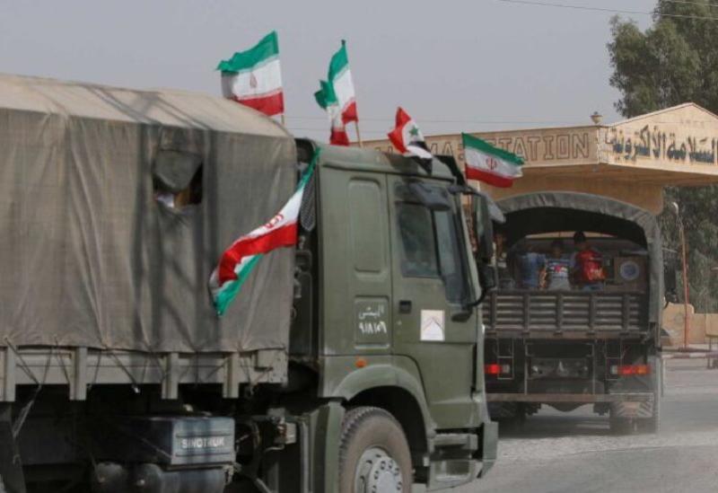 Les Forces iraniennes en Syrie