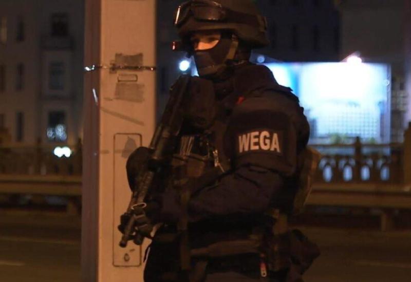 Les forces de police en Autriche