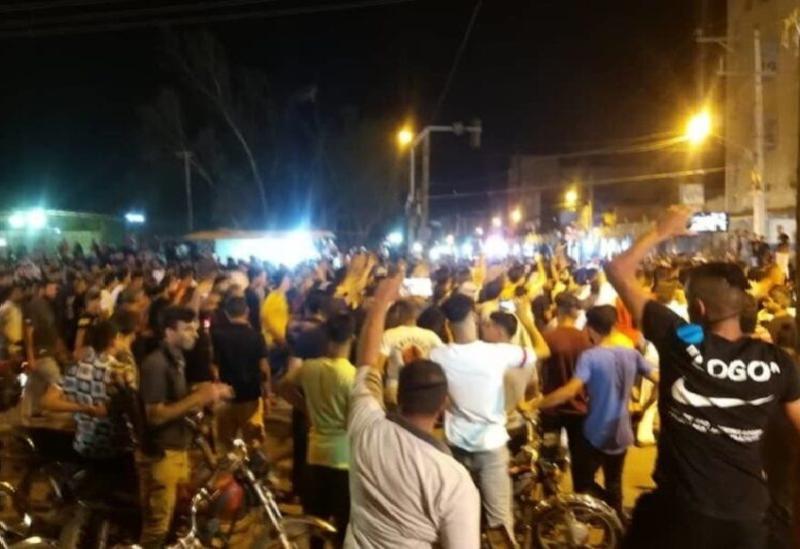 Les manifestations - Iran