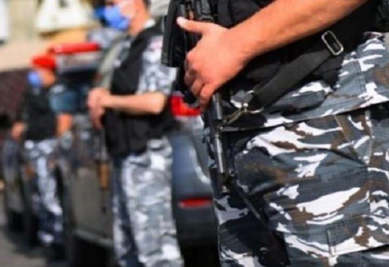 Les membres des forces de sécurité