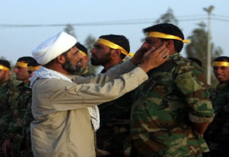Les milices iraniennes