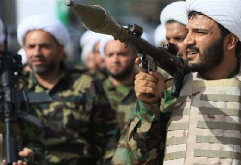 Les milices iraniennes - archives