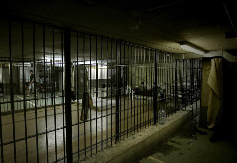 Les prisons libanaises