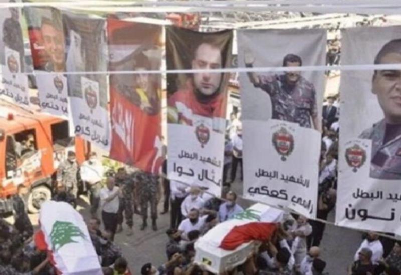 Martyrs des pompiers de Beyrouth