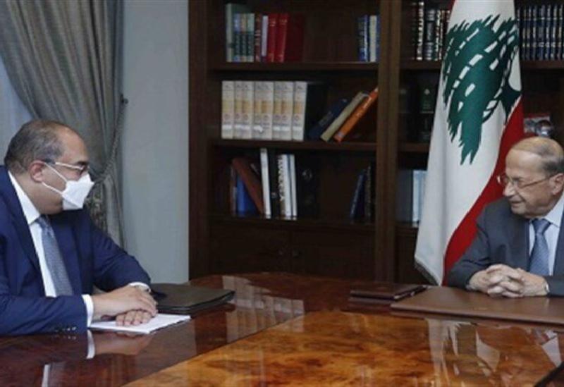 Mohi El-Din et Aoun