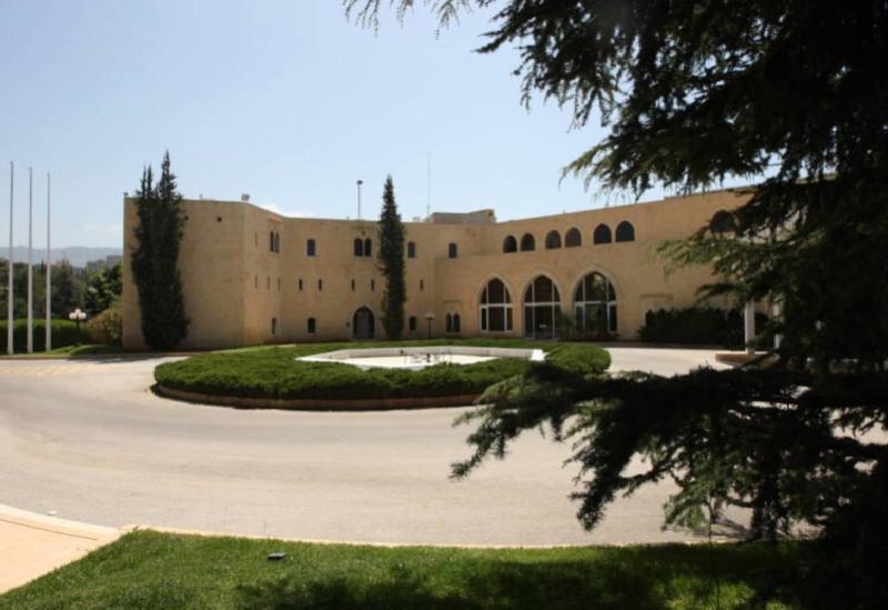 Palais présidentiel à Baabda