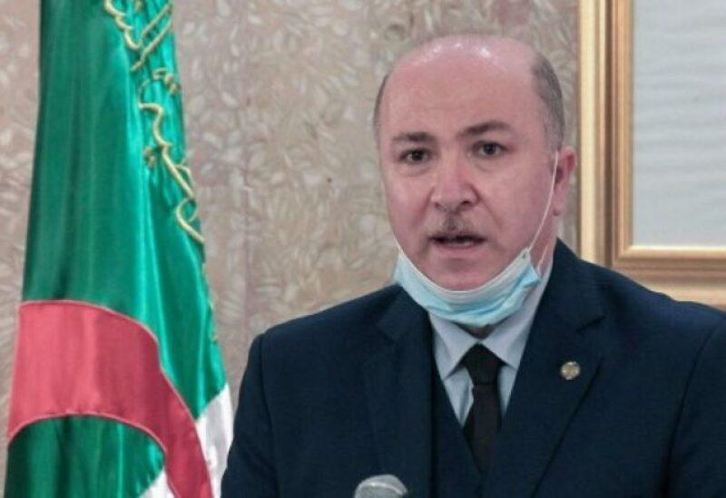 Premier ministre algérien Ayman Bin Abdelrahman