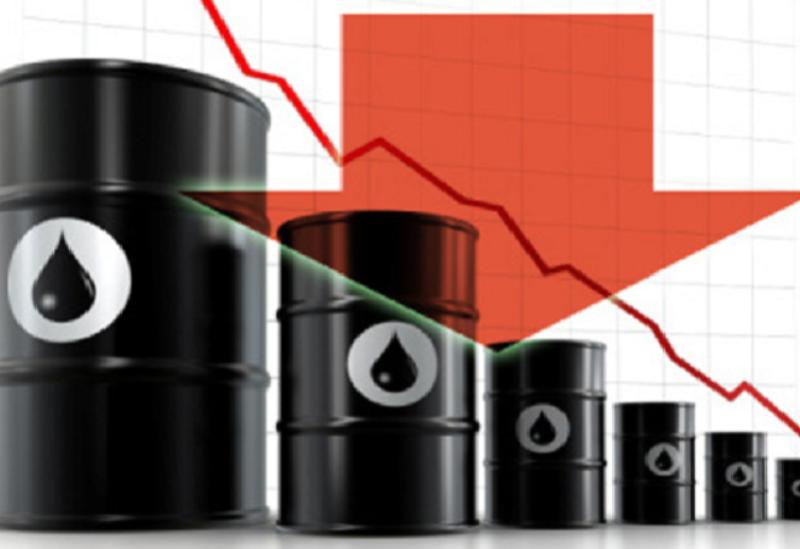 Prix du pétrole bas