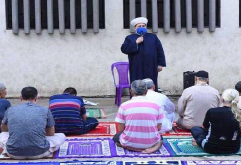 Une partie du sermon du Eid à la prison de Roumieh