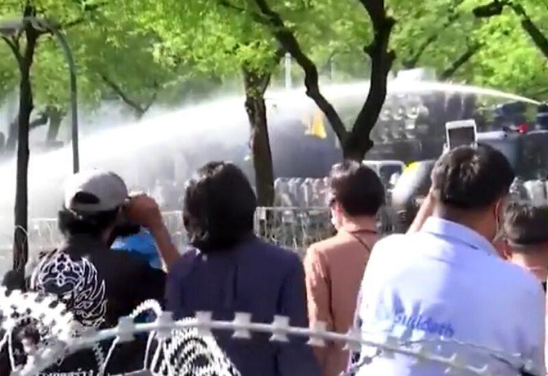 Les protestations se poursuivent en Thaïlande