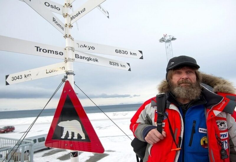 Le voyageur Fedor Konyukhov
