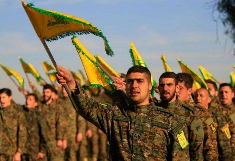 Des membres de la milice du Hezbollah