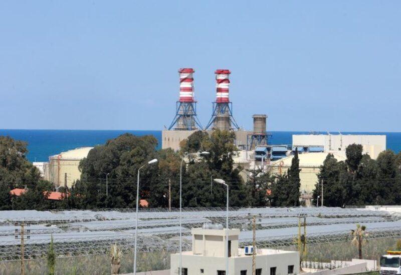 Centrale électrique de Zahrani