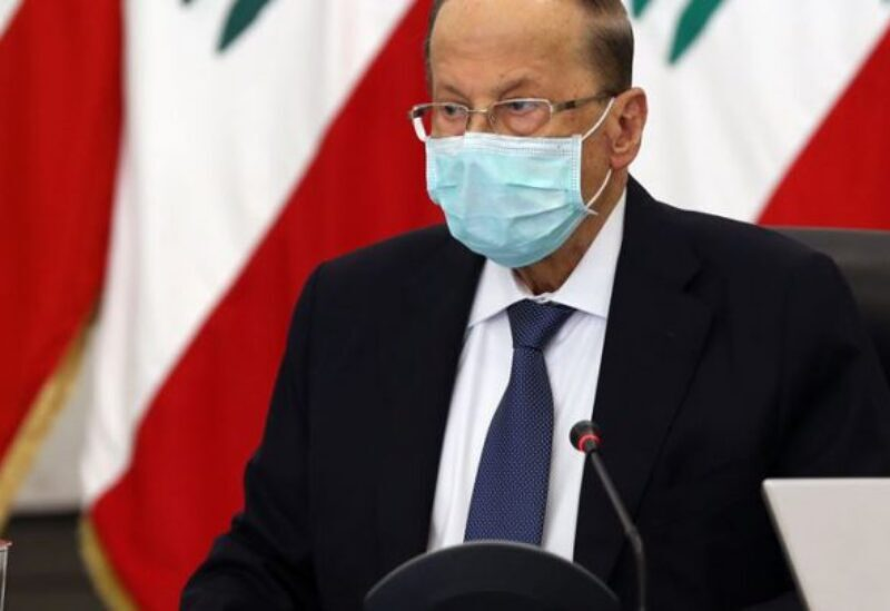 Le président Aoun