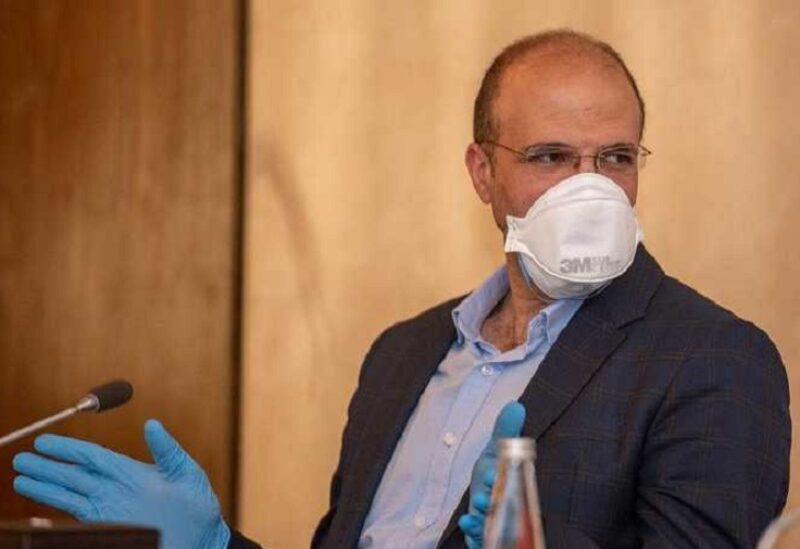 Le ministre de la Santé du gouvernement intérimaire Hamad Hassan