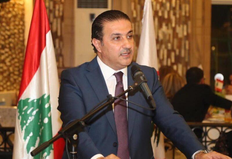 Le député Fadi Saad