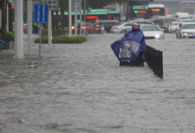 inondation en Chine