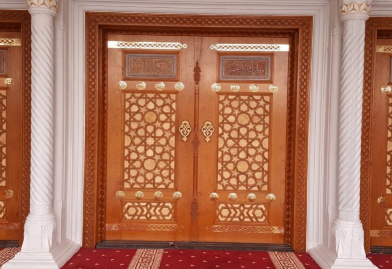 mosquée - expressif