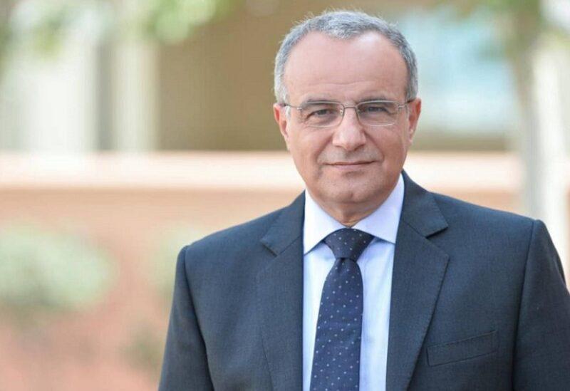 Directeur général d'Ogero Imad Kreidieh