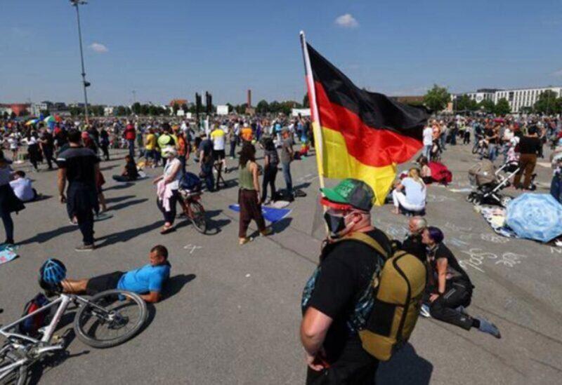 L'Allemagne enregistre un nombre record d'infections à Corona