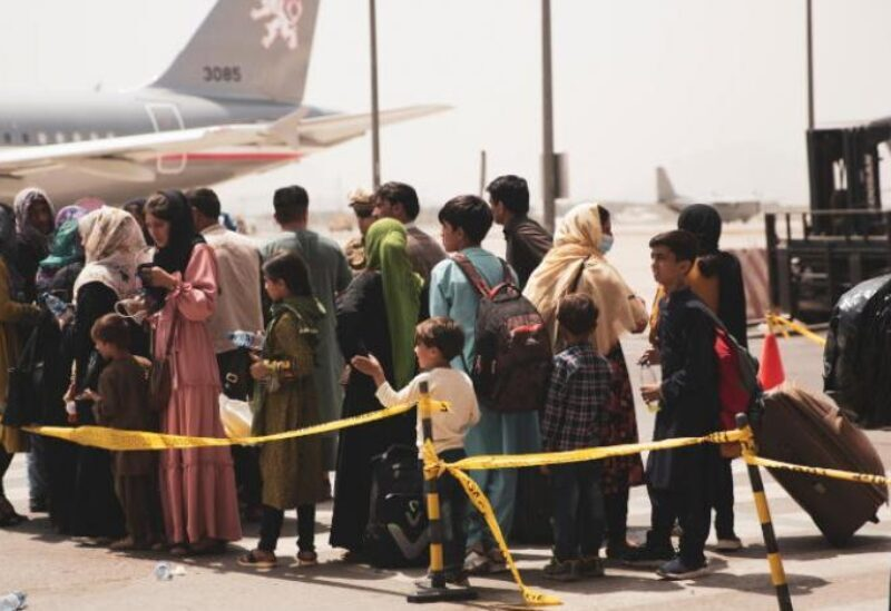 Évacuation des citoyens afghans de leur pays