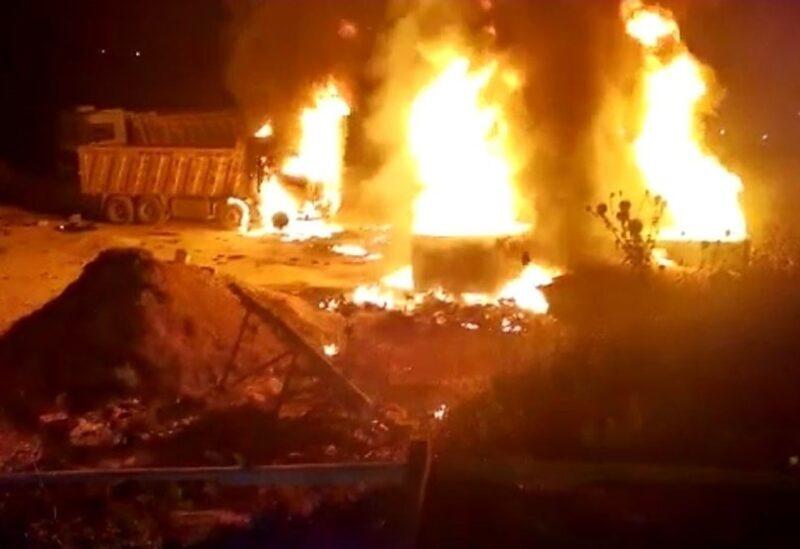 Explosion de Tleil