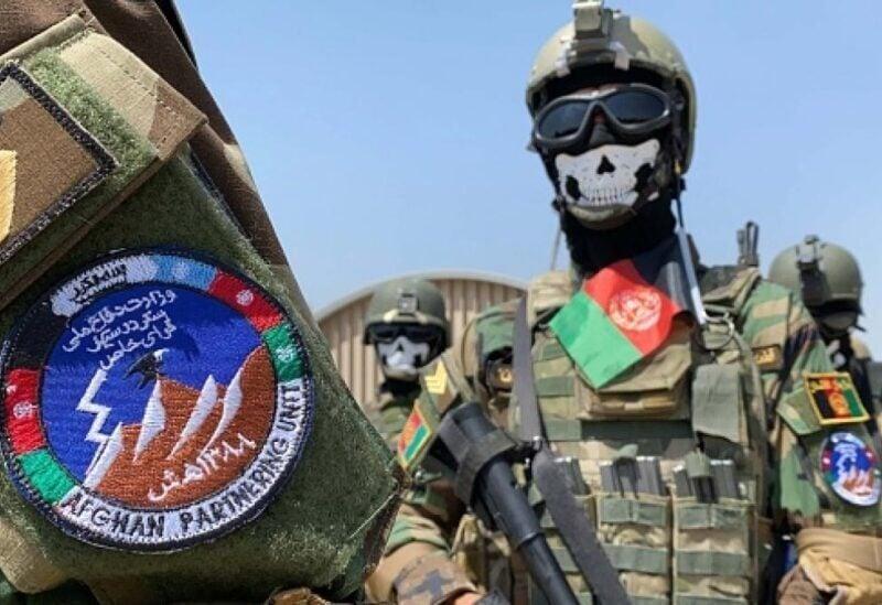 L'armée afghane