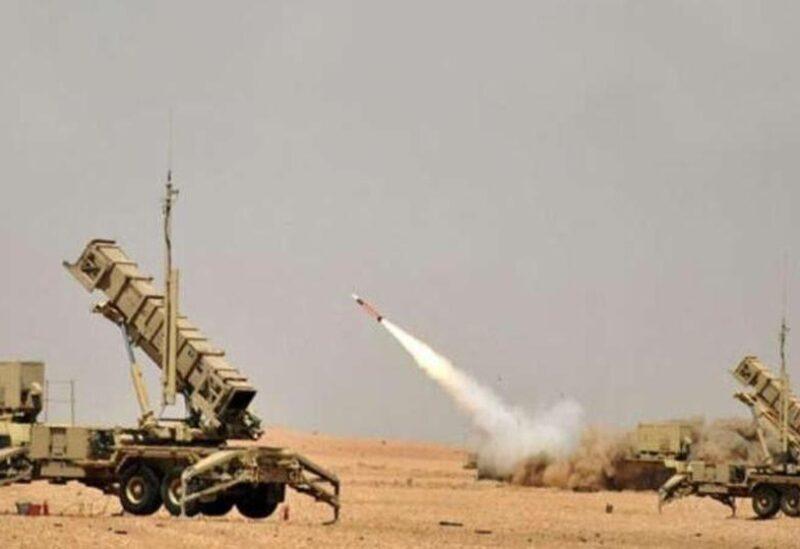 Défenses aériennes des forces de la coalition dirigée par l'Arabie saoudite