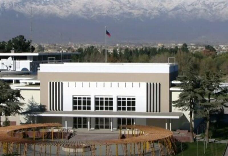 Ambassade de Russie à Kaboul
