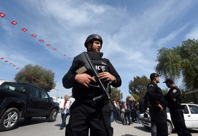 La police tunisienne