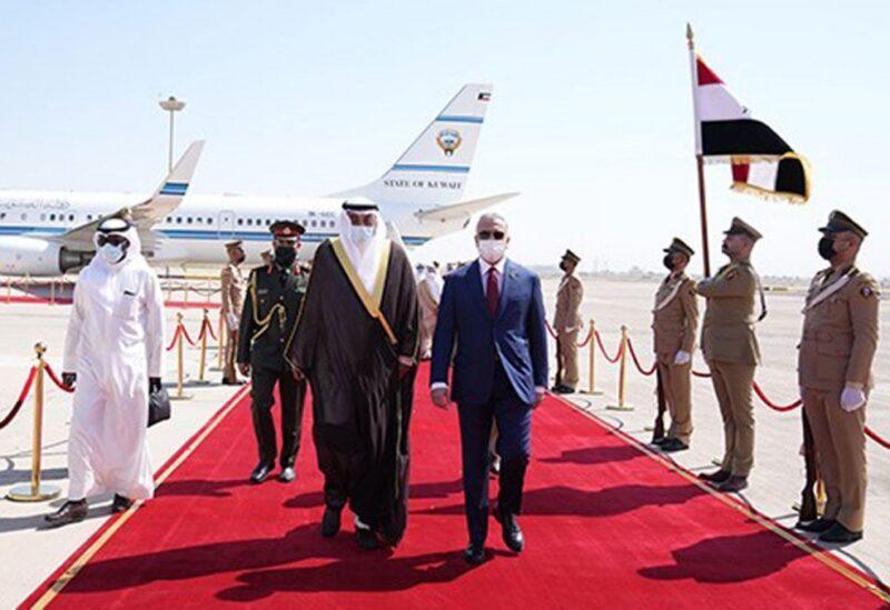 Cheikh Sabah Khaled Al-Hamad Al-Sabah au Koweït